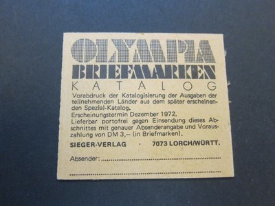 【雲品四】德國Germany 1972 Sc B490e Booklet MNH 庫號#B523 83371