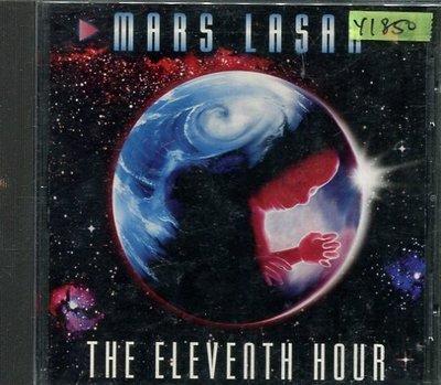 *還有唱片行* MARS LASAR / HTE ELEVENTH HOUR 二手 Y1850