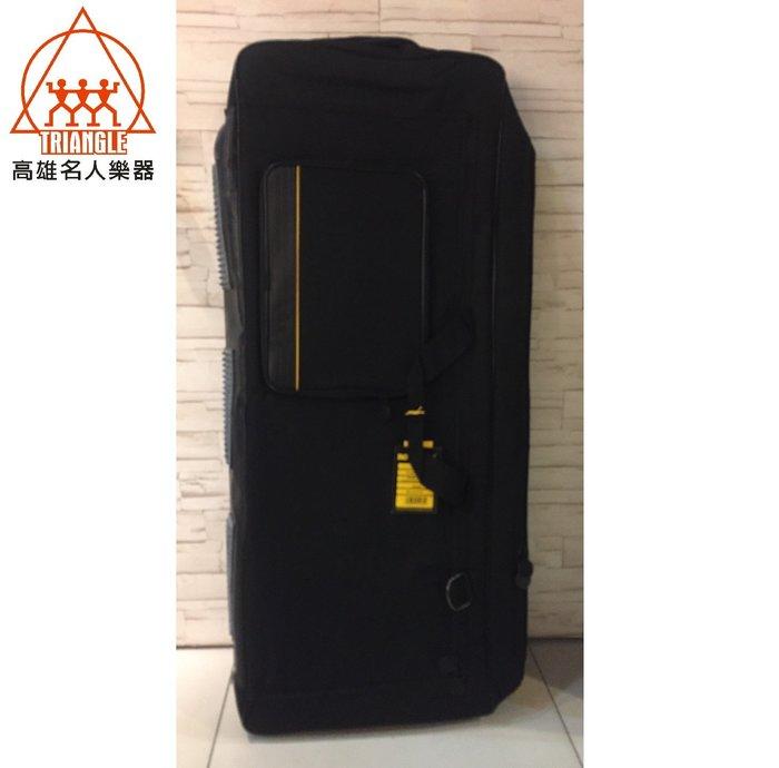 【名人樂器全館免運】RockBag RB21627 61鍵 電子琴 琴袋 厚袋 豪華型-黑色