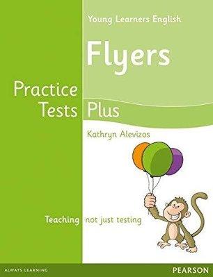 【特價/劍橋兒童考試】Young Learners English Flyers 附CD+簡答 -2012出版
