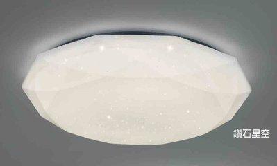 好商量~ MARCH LED 30W 鑽石星空 / 晶耀星空 吸頂燈 開關智能三段調色 保固1年