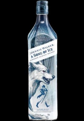 Johnnie Walker A Song of Ice And Fire Whisky