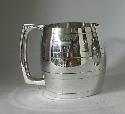 380高檔英國鍍銀杯Pint Tankard, Golf Club Award, Jubilee Bowl 1967