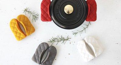 ▶︎現貨◀︎ 博覓樂 **日本Kitchen Mitten 鍋把專用套/也可多功能使用**