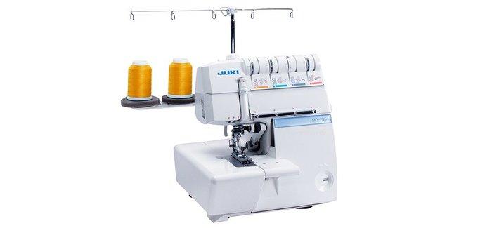 【你敢問我敢賣!】JUKI 拷克機 MO 735 全新公司貨 可議價『請看關於我,來電享有勁爆價』