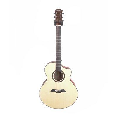 立昇樂器 Deviser 120N-40 JF桶 缺角 木吉他 40吋 初學 入門 吉他