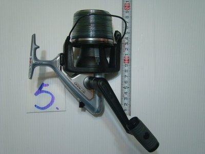 已賣出,待改其他商品,請勿下標,謝謝你采潔 日本二手外匯釣SHIMANO GT7000 遠投二手中古釣竿捲線器釣具 H5