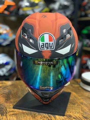 (硬骨頭)類AGV Pista Project 漫威 死侍 破壞版 頂級 全罩 頭盔 安全帽
