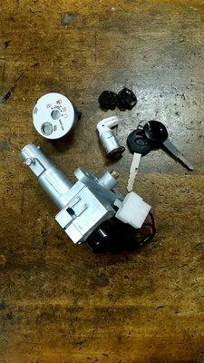 三陽 SYM GT/GR/JETPOWER(F6B) 鎖全組.全車套鎖總成.組鎖頭~全組開關組.全組鎖