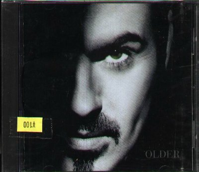 K - George Michael - Older - 日版 CD