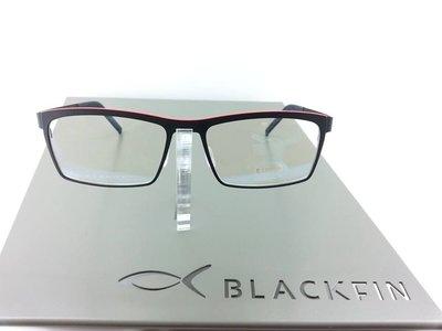 BLACK FIN 鈦合金鏡框 睛明眼鏡