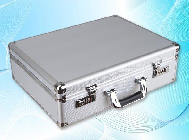 【德興生活館】新品大號鋁合金工具箱 密碼箱子 手提箱/證件箱/收納箱 文件箱保險箱 手提文件箱 展示箱 儲物箱