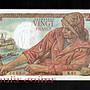 【Louis Coins】B039- FRANCE- 1942- 50法國紙...