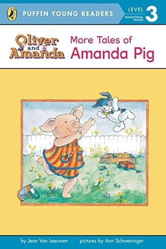 *小貝比的家*MORE TALES OF AMANDA PIG / LEVEL3/平裝/7~12歲/第三階