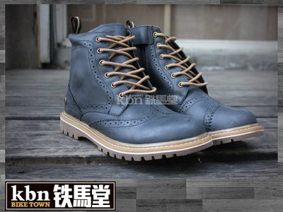 ☆KBN☆鐵馬堂 台灣 EXUSTAR 休閒車靴 SBT-106 短靴 復古 休閒 騎士靴 黑