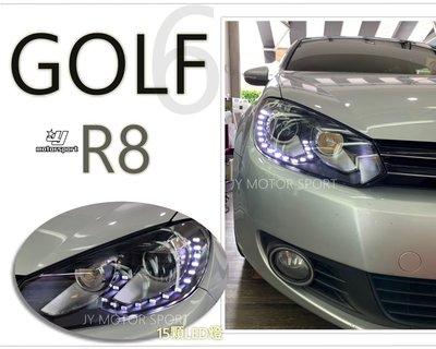 小傑車燈精品--全新 VW 福斯 GO...