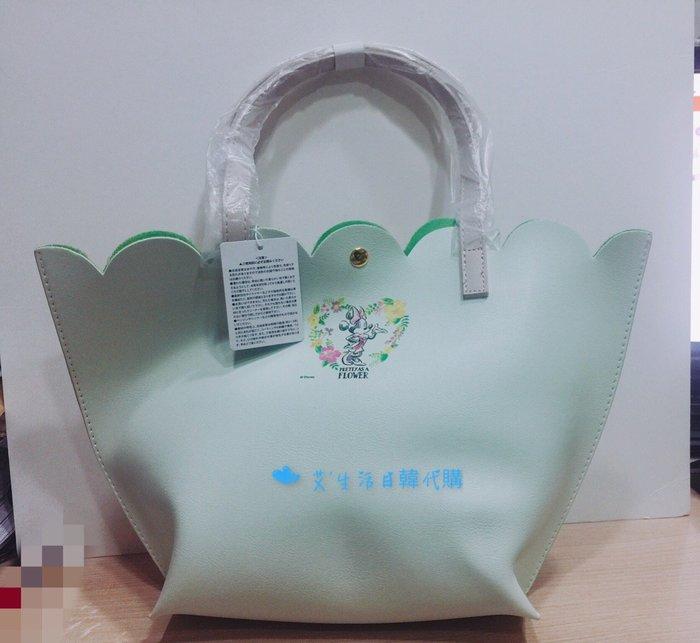 現貨到  日本COLORS by Jennifer Sky  迪士尼聯名款 米妮春天花園手提包