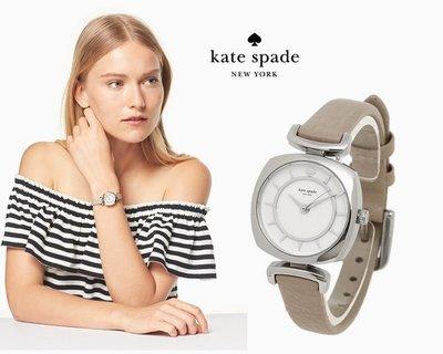 Kate Spade New York►MINI BARROW (灰色×銀色 ) 手錶 腕錶|100%全新正品|特價!