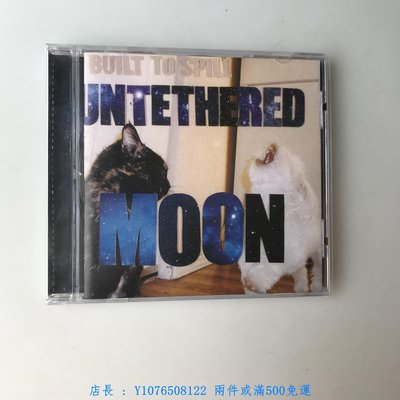 Built To Spill - Untethered Moon 專輯 可車載CD雅慈店