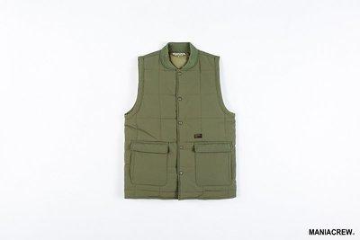 [NMR] MANIA 背心 防風 保暖 18 A/W Pocket Vest