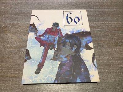 全職高手同人 「60」2015.8~9 全職高手宣傳冊 書畫冊 書