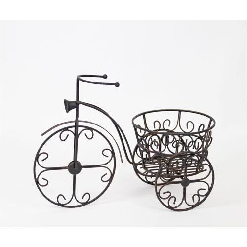 自行車擺示花器(中)