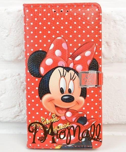 ♥正品迪士尼♥Disney可愛紅色點點米妮♥三星SAMSUNG Galaxy S4 i9500手機套【A0286】