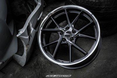 【超鑫國際】 305Forged Wheels FT119 19吋旋壓鋁圈 5孔114.3 5孔112 輕量化 鈦灰色