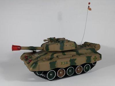 [銀九藝] 模型玩具公仔 T38 戰車