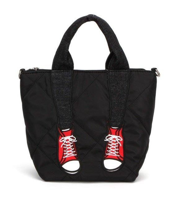 愛 BAG SHOP 韓包專賣 東大門 官網 長腿 美腿 趣味 輕量 迷彩 帆布包 2090 預購 jerise