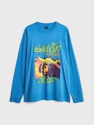 【莎莉伊森】代購 BRAIN DEAD Puppet Long Sleeve T-Shirt 長T
