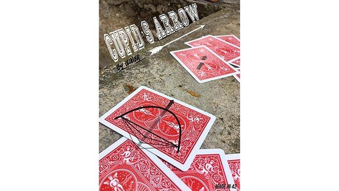 【天天魔法】【S1266】正宗原廠~邱比特的箭~愛神射箭~Cupid's Arrow by Olivier Pont