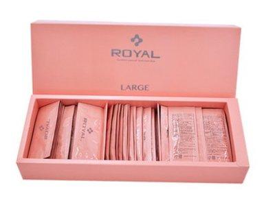 【姊只賣真貨】日本原廠ROYAL LARGE皇家臍帶血引流精華液(90片/盒)代購