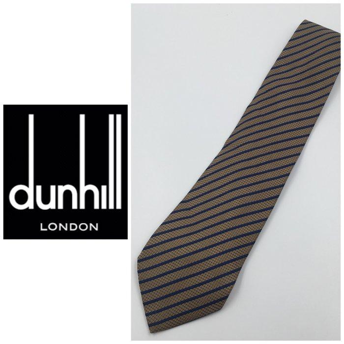 【皮老闆二店】領401 二手正品 狀態良好 DUNHILL 手打領帶