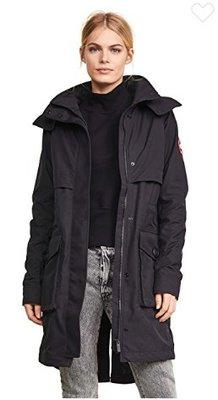 [預購] 美加空運 保證正品 Canada Goose calvary coat 頂級防風防雨大衣風衣黑