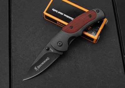 美國 勃朗寧 FA15折刀 露營多功能折疊刀 迷你口袋 K17