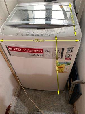 LG 洗衣機. 7kg