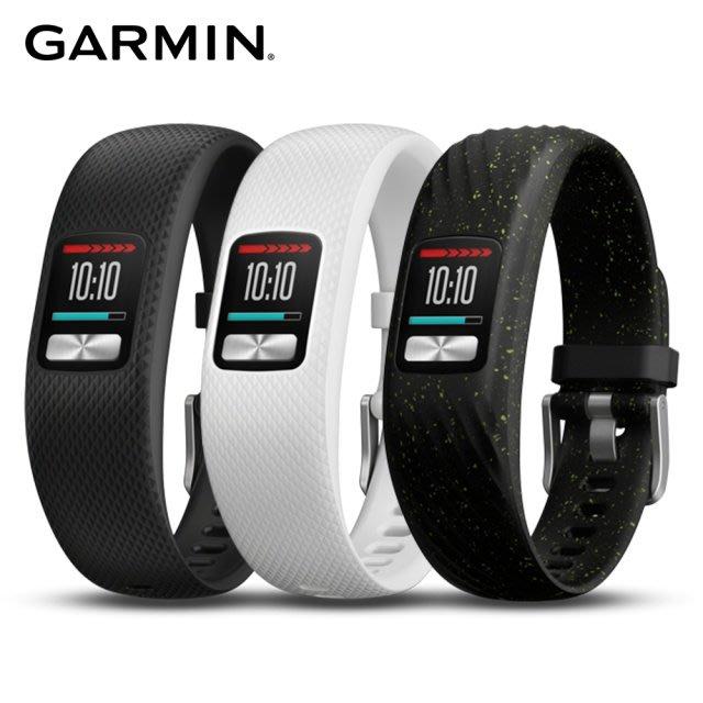 【桃園幸運草】*含稅**附發票* GARMIN Vivofit 4 健康手環|黑色