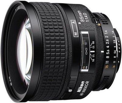 【華揚數位】☆全新 NIKON AF 85mm f1.4D F1.4 D IF 榮泰公司貨 頂級人像鏡