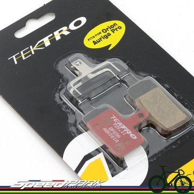 【速度公園】TEKTRO P20.11 F/R 來令片 紅色/登山車 自行車 煞車 煞車塊 A8K061A