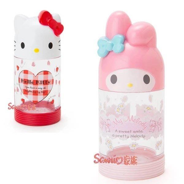 《東京家族》HELLO KITTY 新生活紅色愛心 MELODY美樂蒂 粉色蝴蝶結 醬油瓶 調味瓶 調味罐 2選1