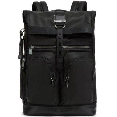 皮藏客 TUMI/途米 JK433 男女款 休閒商務雙肩包 進口真皮牛皮 旅行後背包 電腦包 內置21寸筆記本隔層