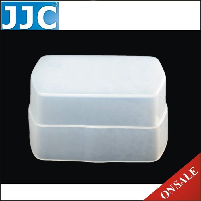 我愛買#JJC副廠Godox肥皂盒V860肥皂盒2代肥皂盒機頂閃光燈肥皂盒II外閃燈肥皂盒二代肥皂盒V860II柔光盒神牛柔光盒V860柔光罩