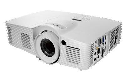 【新莊力笙音響】奧圖碼Optoma HT39 投影機 3D FullHD 4000流明