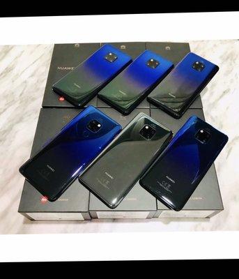 🐻二手機!台灣版 華為HUAWEI Mate 20 Pro功能強大!(6.39吋/128G/臉部解鎖)
