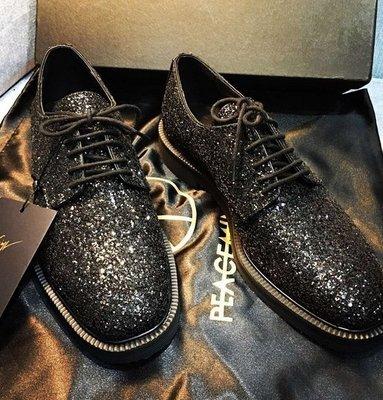 Big Bang G-Drag新on 皮鞋 亮片鞋新款 金色 黑色 鞋款 1比1 訂制 高規格 設計 下殺優惠中punk舊時光