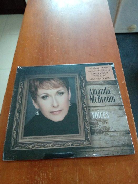 發燒女王-AMANDA MCBROOM 阿曼達-Voices   專輯CD   全新未拆