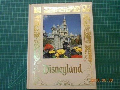 《 Disneyland The First Thirty-Five Years 》 9成新【 CS超聖文化2讚】