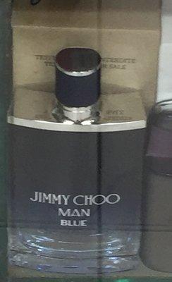 ☆小敏廣場☆JIMMY CHOO MAN BLUE 酷藍 男性淡香水 100ml