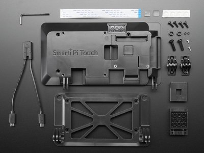 【Raspberry pi樹莓派專業店】SmartiPi Touch-Stand for Raspberry Pi 7i